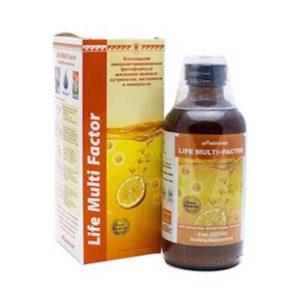 Лайф Малти-Фактор витаминный комплекс