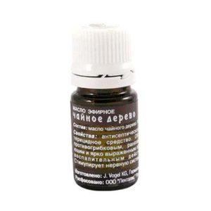 Масло эфирное «Чайное дерево»